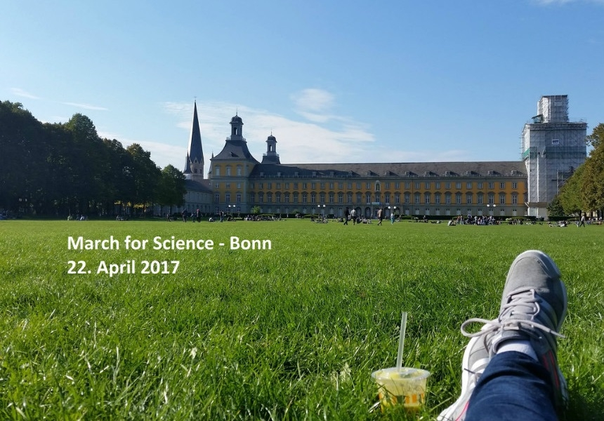 Foto: Science March Bonn